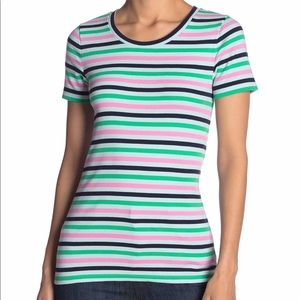 New..! J Crew Size S  Round Neck Top Perfect Fit